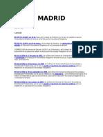 Normativa Madrid