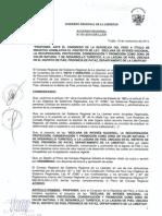 Acuerdo Regional Nº 101 2014 GR LL CR