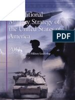 2011 National Military Strategy of USA