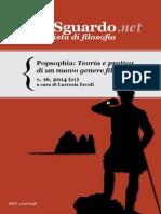 2014 16-Popsophia Teoria e pratica di un nuovo genere filosofico