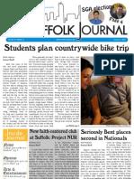 The Suffolk Journal 2/17/2010