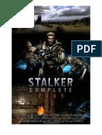 Stalker Complete 2009 v1.4.3 Readme