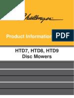 Disk Mower