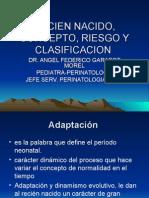 RECIEN NACIDO DE ALTO RIESGO