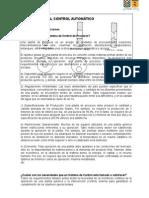 Control de Procesos de Operaciones Unitarias