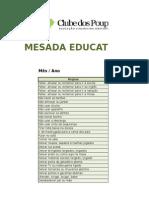 CP Mesada Educativa