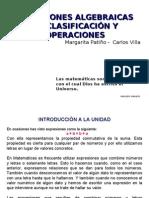 a Capítulo 2 EXPRESIONES ALGEBRAICAS curso virtual