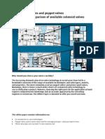 White Paper Piston Spool Valves and Poppet Valves