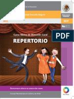 Repertorio Canciones infantiles Mexicanas