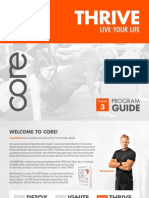 core guide thrive web