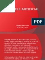 Sangele Artificial