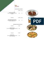 Tentativas de derivados y deshidratados