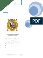 Levantamiento de Flujo de Transito- Jose Portal