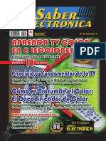 Aprenda TV Color Leccion 1 y 2 - Club Saber Electronica.pdf