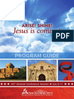 GC Session 2015 Program Book