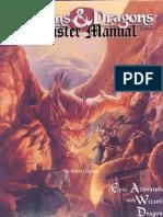 Monster Manual 1 2 od&d