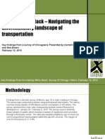 Hailing While Black – Navigating the discriminatory landscape of transportation