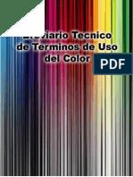 Brevario Tecnico de Terminos de Uso Del Color