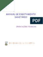 Manual Esgot Sanitario