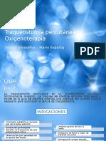10.7 Traqueostomía Percutánea