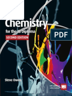 Chemistry for the Ib Diploma Steve Owen Cambridge University Press Web