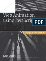 Web Animation Using JavaScript Develop & Design (Develop and Design) by Julian Shapiro - 2015