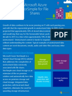 StorSimple for File Share Deployments