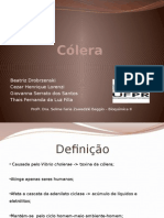 Cólera - Turma C