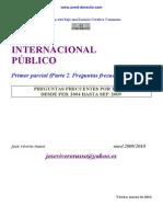 Internacional Público - Primer Parcial