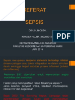 Referat Sepsis