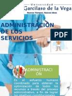 Expo de Administración en Los Servicios ....
