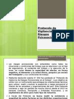 Protocolo riesgos psicosociales
