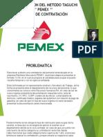 Pemex Taguchi