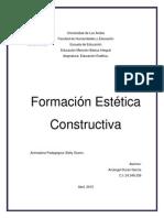 2do Trabajo Individual Educacion Estetica
