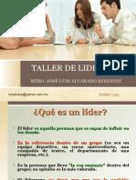TALLER LIDERAZGO Presentación Clase ITSOEH Enero 2015