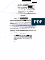 Deed of Gift to RMS Redacted