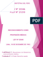 Colegio de Obstetras Del Perú