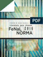 Convocatoria Fenal Norma 2016