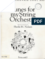 Tunes for My String Orchestra Sheila Nelson