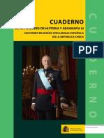 RCheca Cuaderno III Historia y Geografia 2008