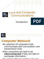 Chapter 6 Data Communicaiton
