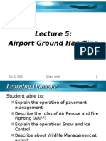 Lecture 5-Airport Ground Handling