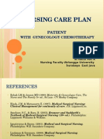 Chemotherapy of Gynekologi
