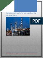 Composicion Quimica de Los Tipos de Hidrocarburos (VASCONEZGIOVANNY)