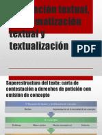 Ejemplo de Planeación Textual