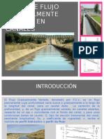 Flujo Gradualmente Variado - Metodo Directo