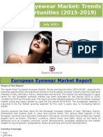 European Eyewear Market