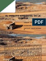 1 Impacto Ambiental en La Mineria