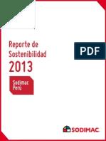 Sodimac - Reporte de Sostenibilidad