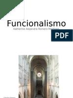 Funcionalismo en el gotico, romanico y arte del Islam